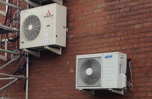 Commercial Air Conditioning Engineers